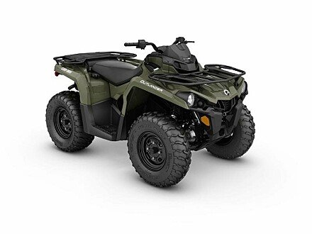2017 Can-Am Outlander 450 for sale 200506205