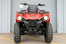 2017 Can-Am Outlander 450 for sale 200510221