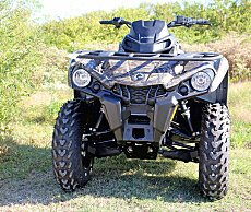 2017 Can-Am Outlander 450 for sale 200510222