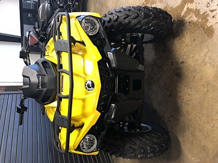 2017 Can-Am Outlander 450 for sale 200610782