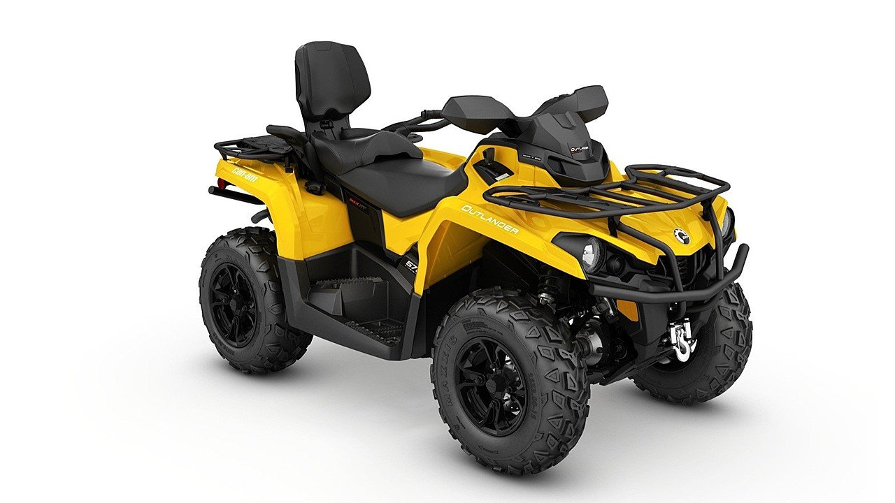 2017 Can-Am Outlander 570 for sale 200367737