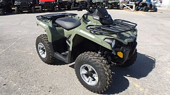 2017 Can-Am Outlander 570 L for sale 200400128