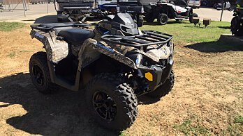 2017 Can-Am Outlander 570 L for sale 200413141