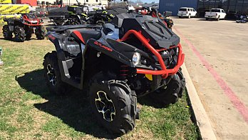 2017 Can-Am Outlander 570 XMR for sale 200413143