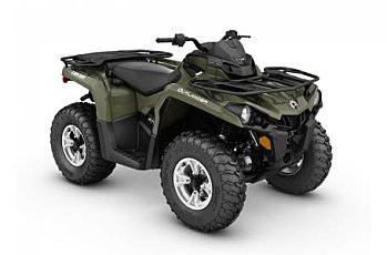 2017 Can-Am Outlander 570 for sale 200421801