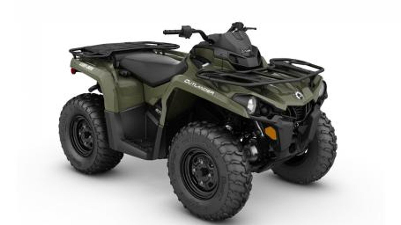 2017 Can-Am Outlander 570 for sale 200421803