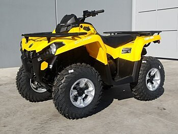 2017 Can-Am Outlander 570 L for sale 200422123