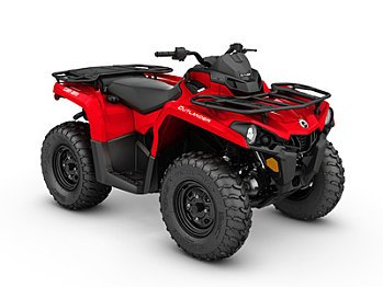 2017 Can-Am Outlander 570 L for sale 200457618