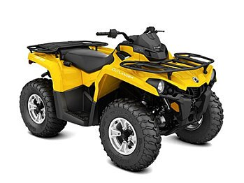2017 Can-Am Outlander 570 L for sale 200462571