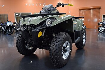 2017 Can-Am Outlander 570 L for sale 200479732