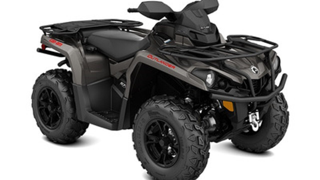 2017 Can-Am Outlander 570 for sale 200502031