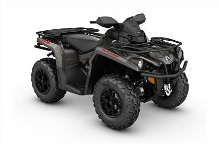 2017 Can-Am Outlander 570 for sale 200402154