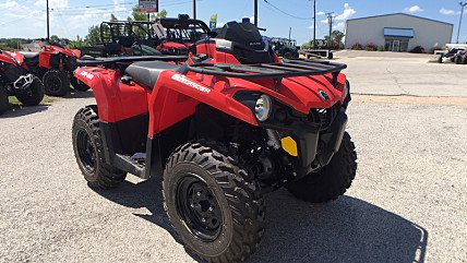 2017 Can-Am Outlander 570 L for sale 200437528