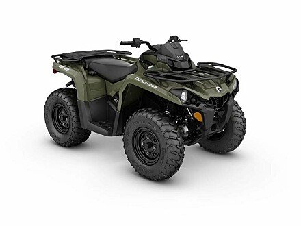 2017 Can-Am Outlander 570 for sale 200465500
