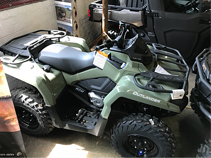 2017 Can-Am Outlander 570 for sale 200471779