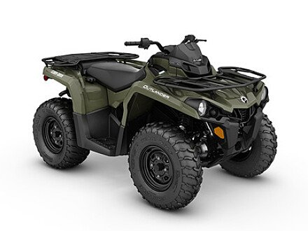 2017 Can-Am Outlander 570 for sale 200495682
