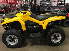 2017 Can-Am Outlander 570 for sale 200501639