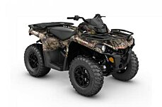 2017 Can-Am Outlander 570 for sale 200501991