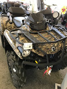 2017 Can-Am Outlander 570 for sale 200502030