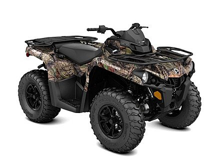 2017 Can-Am Outlander 570 for sale 200560481