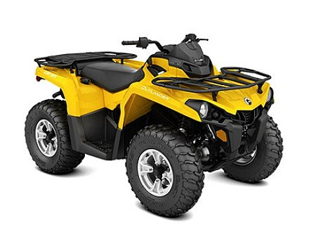 2017 Can-Am Outlander 570 L for sale 200585221