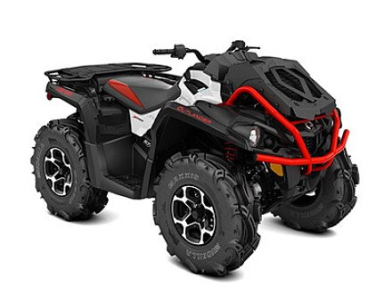 2017 Can-Am Outlander 570 XMR for sale 200610430