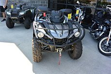 2017 Can-Am Outlander 570 for sale 200619648