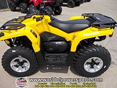 2017 Can-Am Outlander 570 L for sale 200636649
