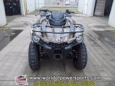 2017 Can-Am Outlander 570 L for sale 200636650