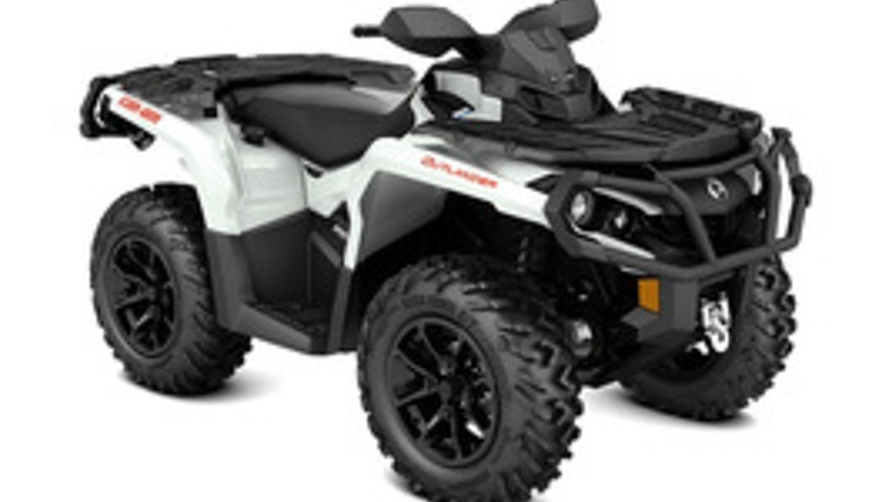 2017 Can-Am Outlander 650 for sale 200366830