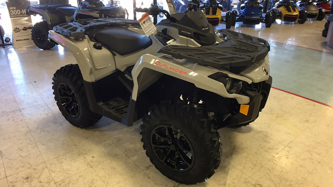 2017 Can-Am Outlander 650 for sale 200413144
