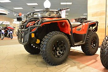 2017 Can-Am Outlander 650 for sale 200420187