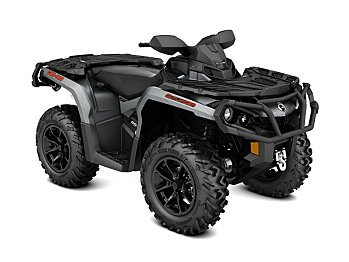 2017 Can-Am Outlander 650 for sale 200437281