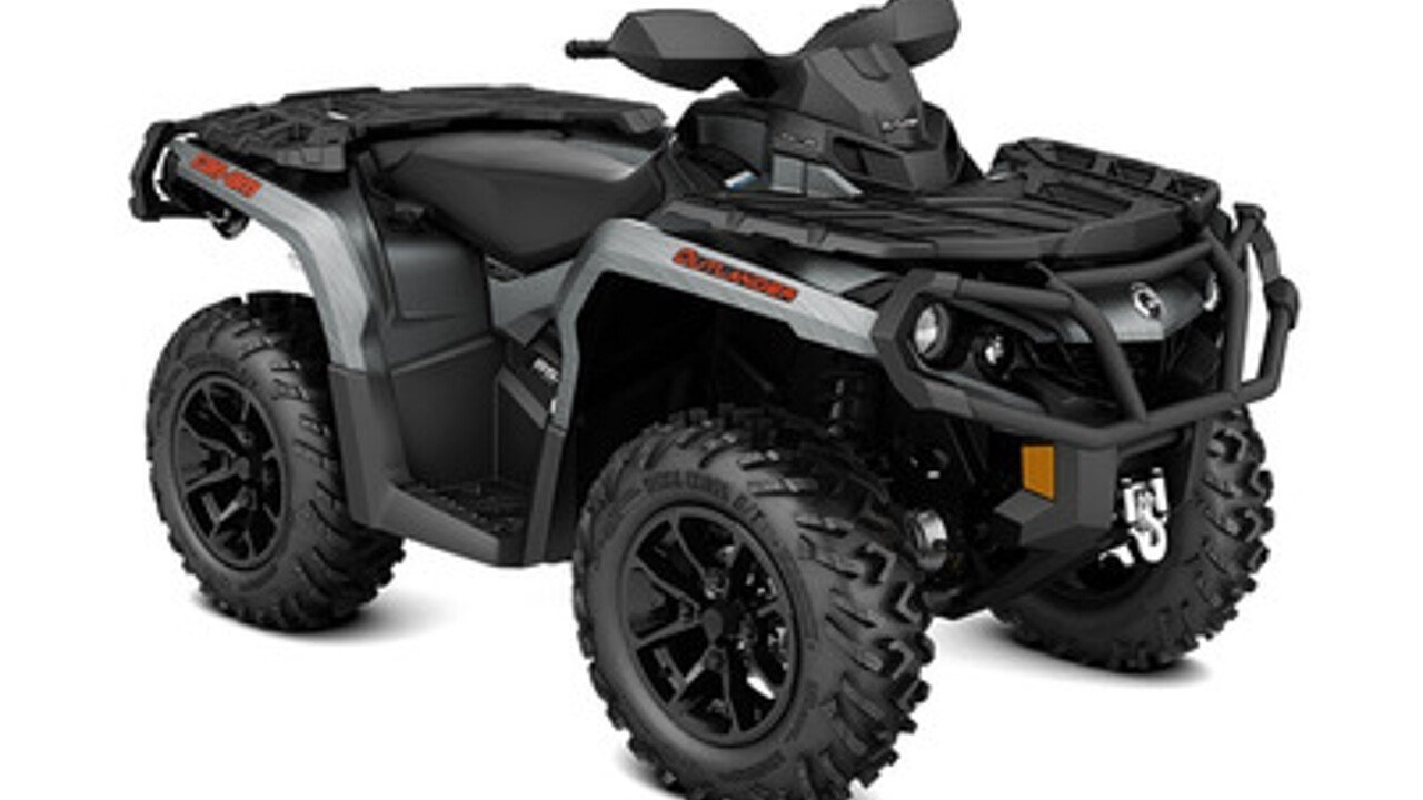 2017 Can-Am Outlander 650 XT for sale 200438318