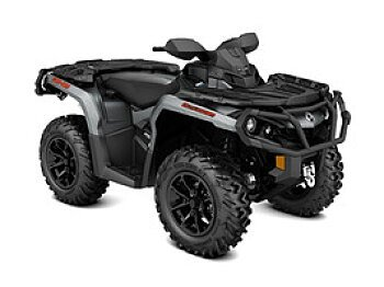 2017 Can-Am Outlander 650 XT for sale 200482696