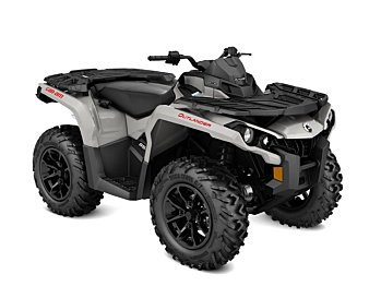 2017 Can-Am Outlander 650 for sale 200490853