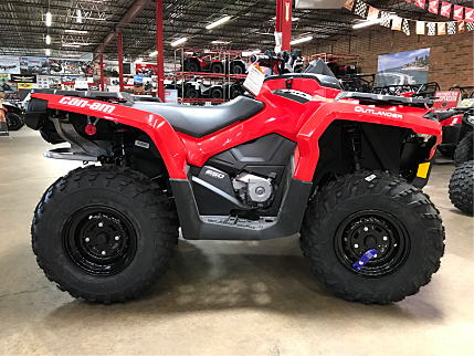 2017 Can-Am Outlander 650 for sale 200419098