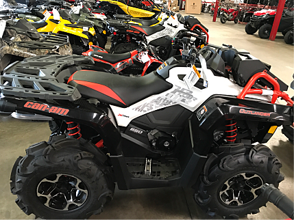 2017 Can-Am Outlander 650 for sale 200444270