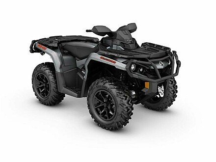 2017 Can-Am Outlander 650 for sale 200465124