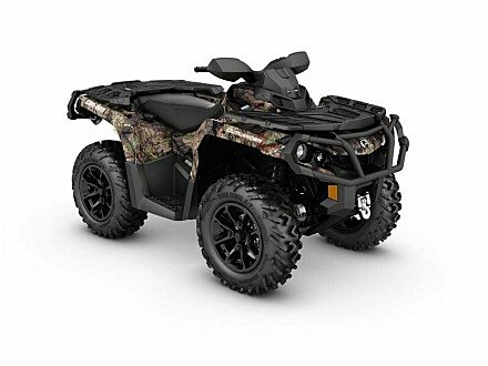 2017 Can-Am Outlander 650 for sale 200465128