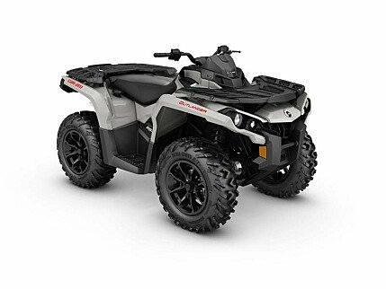 2017 Can-Am Outlander 650 for sale 200473662
