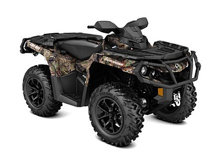 2017 Can-Am Outlander 650 XT for sale 200482754