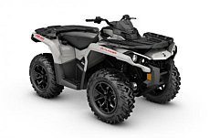 2017 Can-Am Outlander 650 for sale 200501643