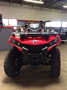 2017 Can-Am Outlander 650 for sale 200501645