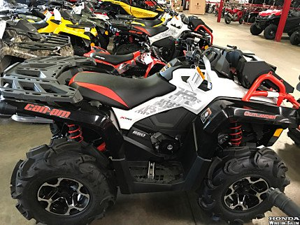 2017 Can-Am Outlander 650 for sale 200501664