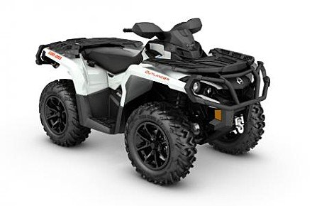 2017 Can-Am Outlander 650 XT for sale 200532517
