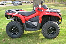 2017 Can-Am Outlander 650 for sale 200582014