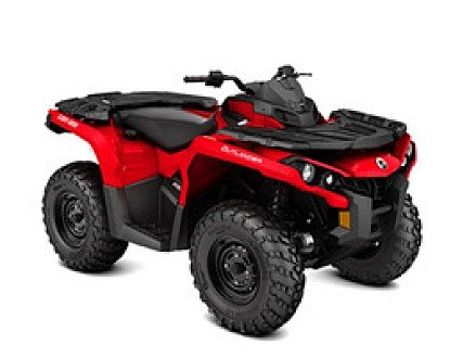 2017 Can-Am Outlander 650 XT for sale 200604655