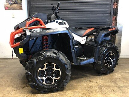 2017 Can-Am Outlander 650 for sale 200613432