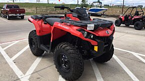 2017 Can-Am Outlander 650 for sale 200619201